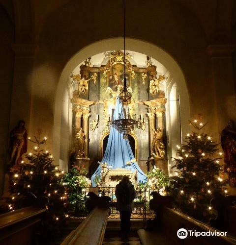 Church of Our Lady of Succor (Mariahilferkirche)