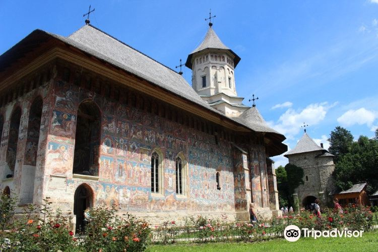 摩爾多維查修道院4