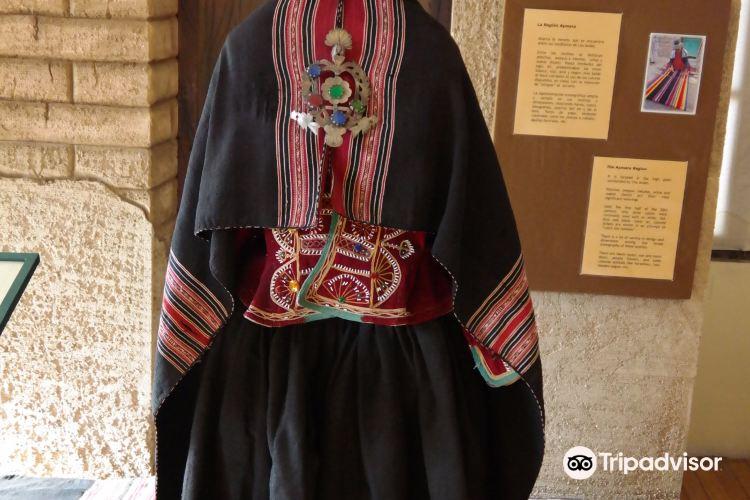 Museo de Textiles Andinos Bolivianos1
