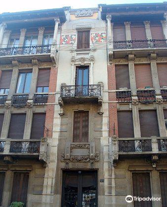 Casa Donzelli di via Gioberti3