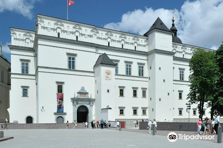 Palace of the Grand Dukes of Lithuania1