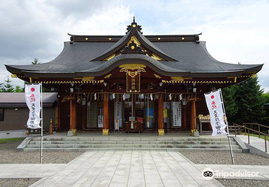 Biei Shrine3