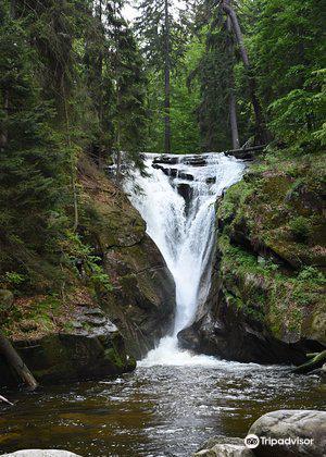 Szklarki Waterfall