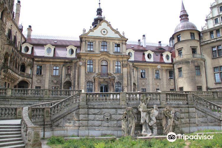 Moszna Castle2