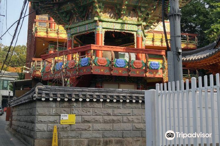 Daegaksa Temple2