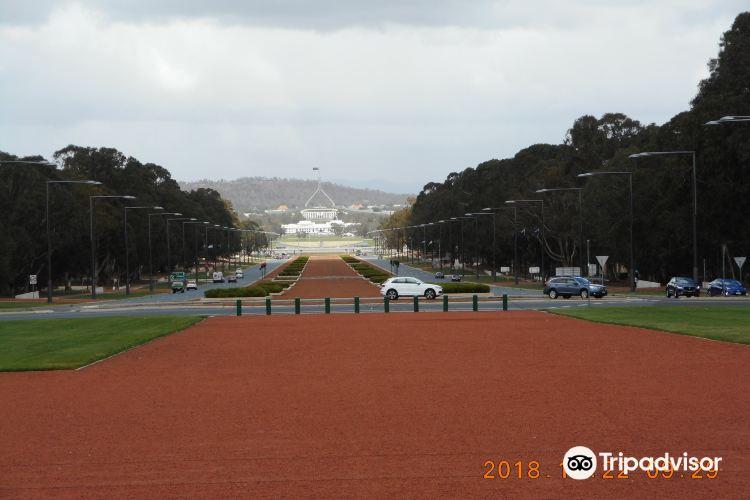 ANZAC Parade Walk3