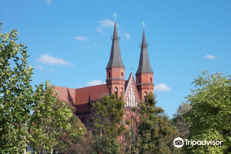 Church of St. Henryk