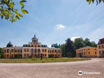 Chateau of Belvedere (Schloss Belvedere)