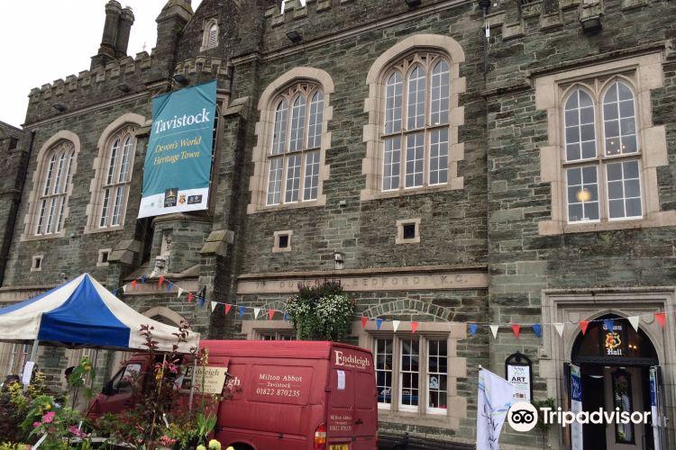 Tavistock Town Hall3