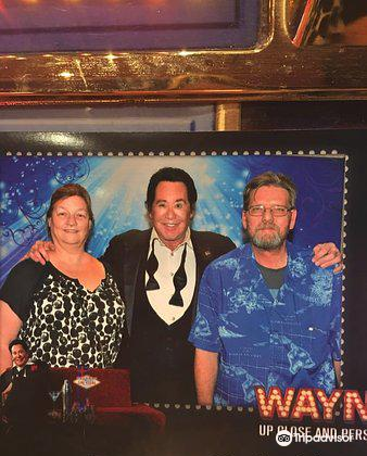 Wayne Newton: Up Close and Personal1
