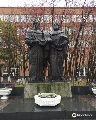 Monument to Saints Cyril and Methodius4