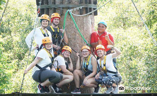 Angkor Zipline1