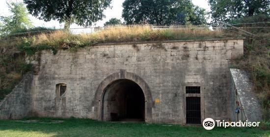 Forte Ardietti, Peschiera del Garda4
