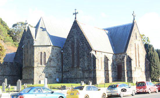 Taranaki Cathedral, Church of St Mary2