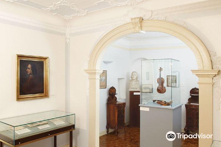 Giuseppe Tartini Memorial Room2