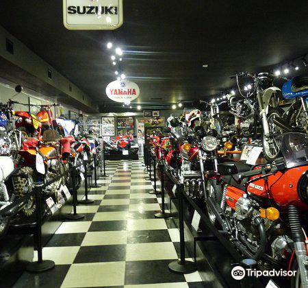 Dreamcycle Motorcycle Museum3