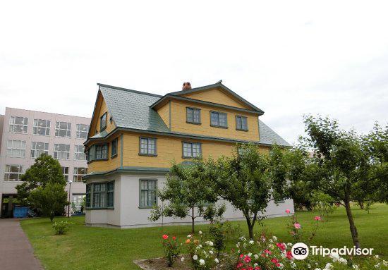 Hokusei Memorial House1