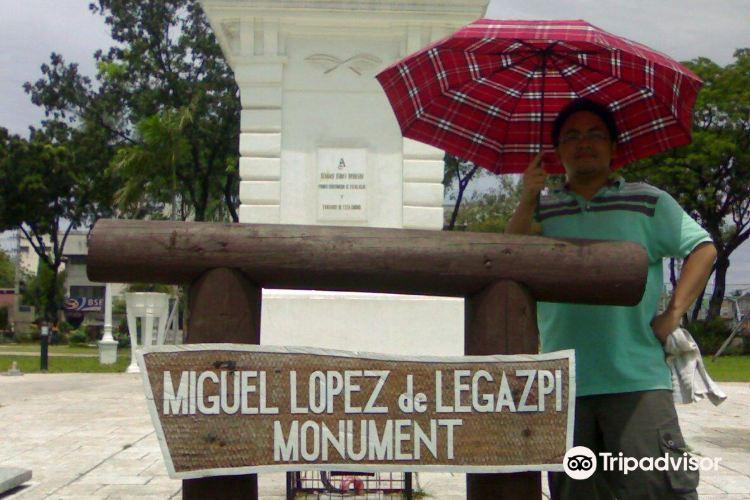 Miguel Lopez Legazpi Monument2