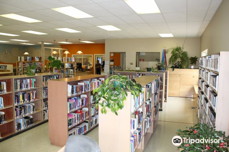Clearwater Library, Thompson-Nicola Regional Library4