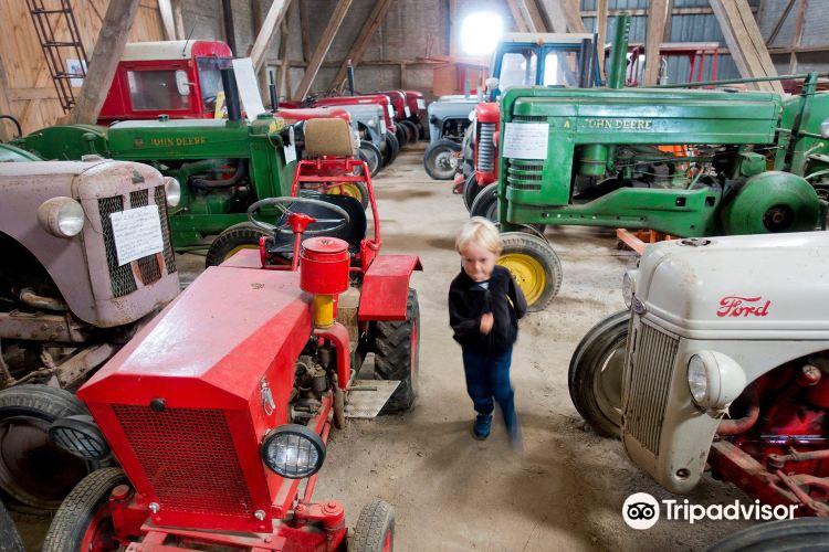 Grubbegaard Traktor Og Motor Museum1
