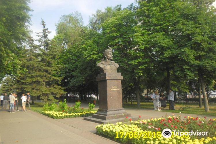 Monument to Bogdan Khmelnitskiy1