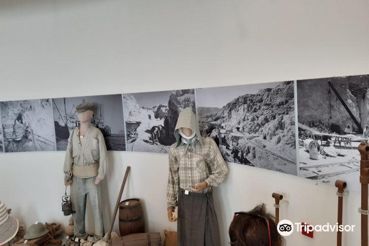 米洛斯礦業博物館1