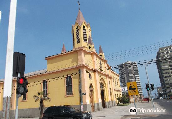 Santuario Sagrado Corazon de Jesus de Iquique3