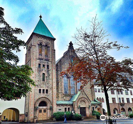 Frogner Church1