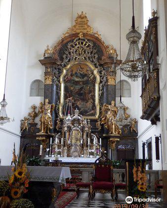 Church of Our Lady of Succor (Mariahilferkirche)3