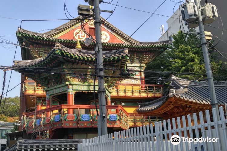 Daegaksa Temple3