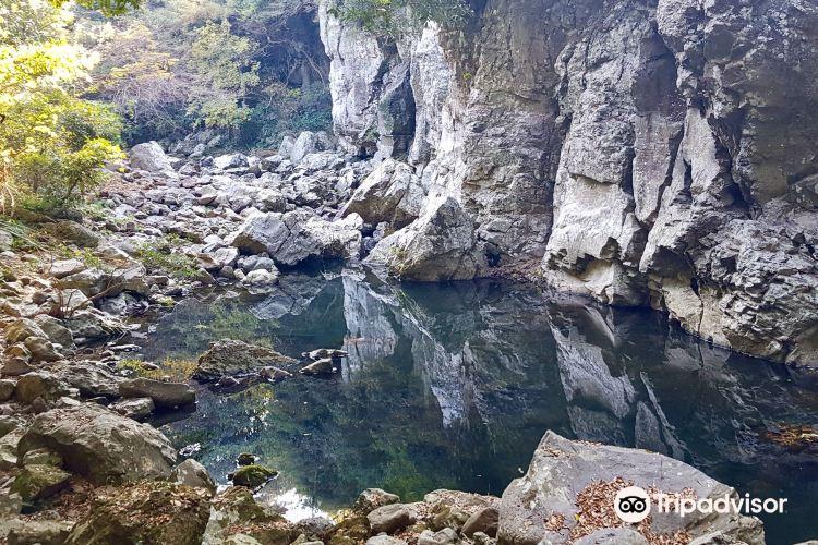 금사탄 해수욕장(화순 )1