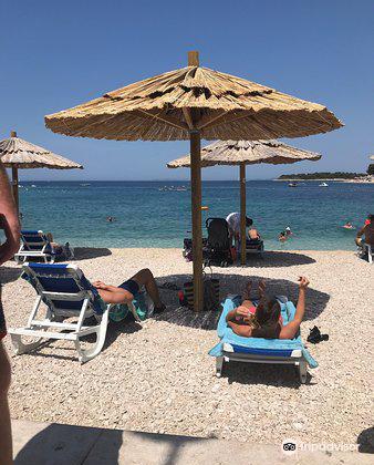 Velika Raduca beach
