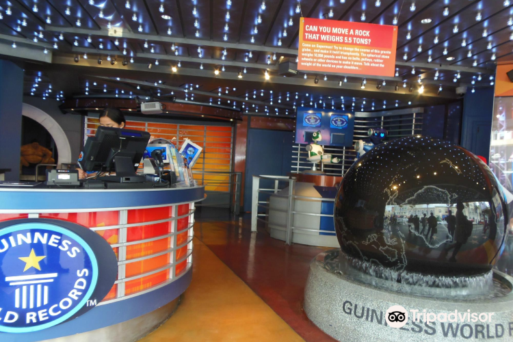Guinness World Records Museum2