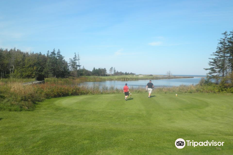 The Links at Crowbush Cove Golf Course2