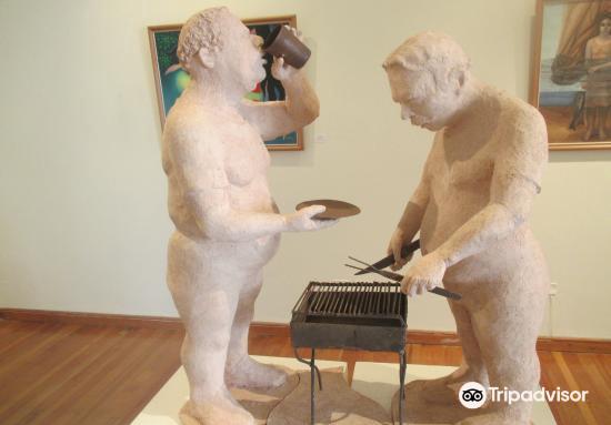 Gabriel Gonzalez Videla Museum2