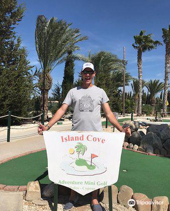 Island Cove Adventure Mini Golf2