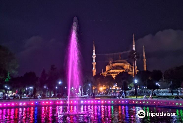 Sultan Ahmed III Fountain4