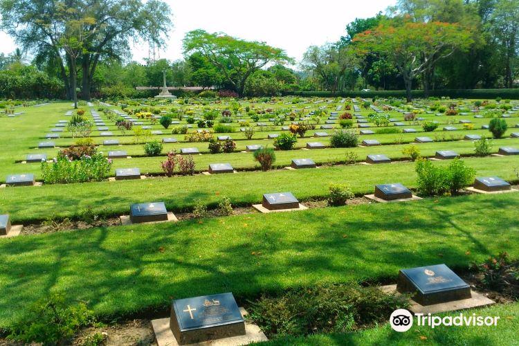 Chung Kai Allied War Cemetery3