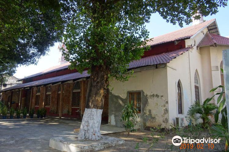 Armenian Apostolic Church of St. John the Baptist1