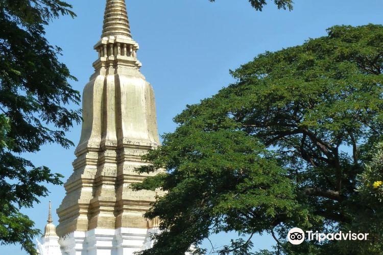 Chedi Sri Suriyothai2