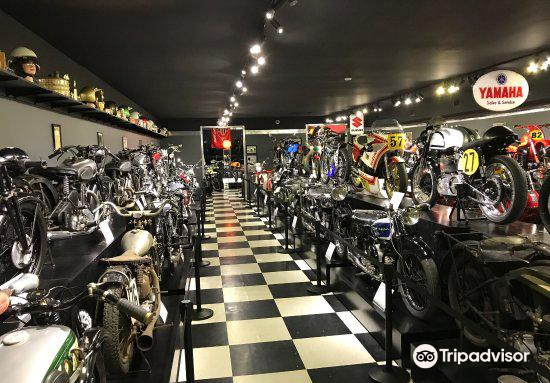 Dreamcycle Motorcycle Museum2