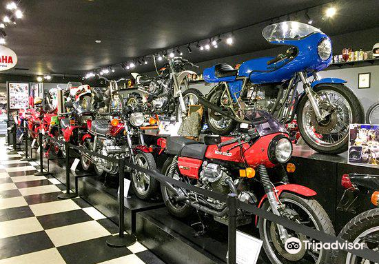 Dreamcycle Motorcycle Museum1
