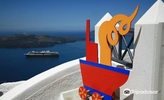 Tzamia - Krystalla Art Gallery Santorini4