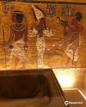 Tomb of King Tutankhamun (Tut)4