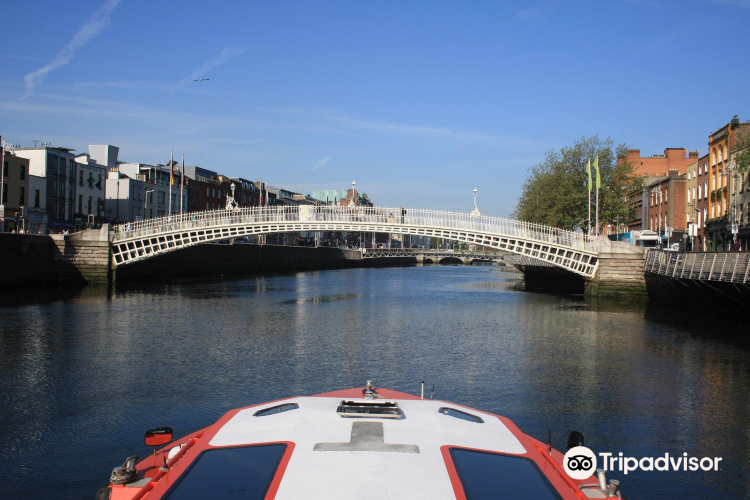 Dublin Discovered Boat Tours4