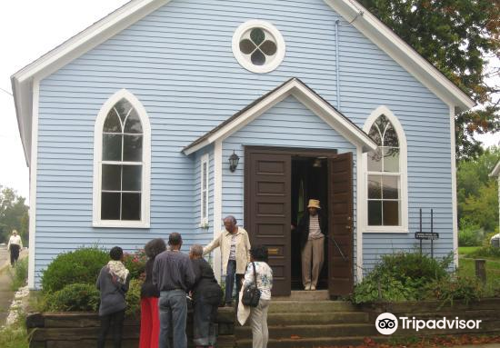 Nathaniel Dett Memorial Chapel British Methodist Episcopal Church1