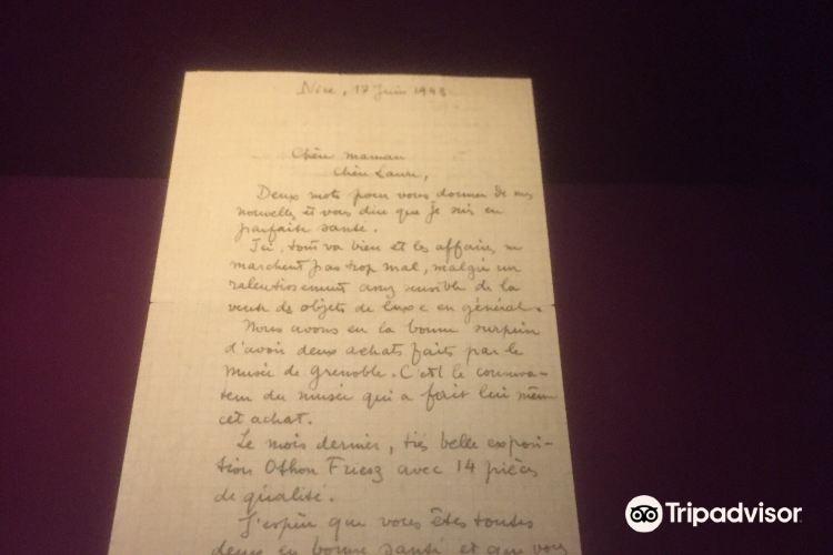 勒克萊克.德.奧特克洛克將軍與解放巴黎博物館/讓.穆蘭博物館4