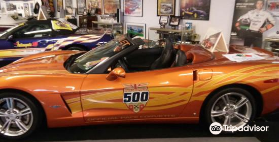 Chevrolet Hall of Fame Museum3