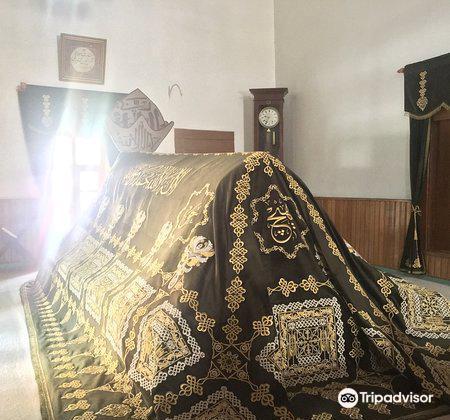 Sems-i Tebrizi Tomb & Mosque4