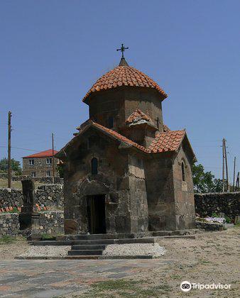 Karmravor Church4